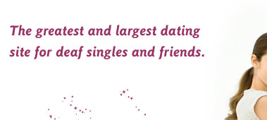 free deaf and dumb dating sites
